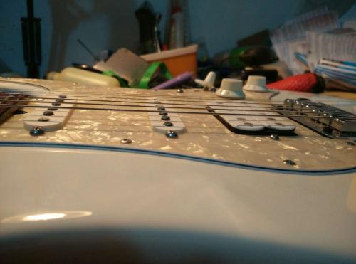 maintenance of guitar and bass